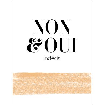 NON & OUI