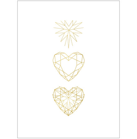 STAR HEART GOLD