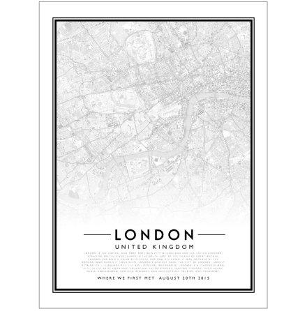 CITY MAP - LONDON
