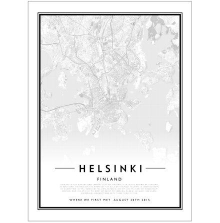 CITY MAP - HELSINKI