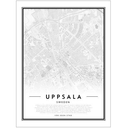 CITY MAP - UPPSALA