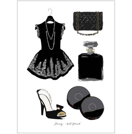 BLACK THINGS I LOVE