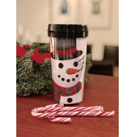 TAKE AWAY CUP - CHRISTMAS