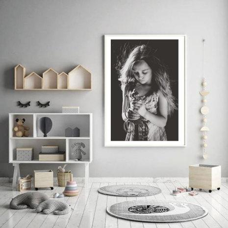 FOTOKONST - STRONG CHILDREN