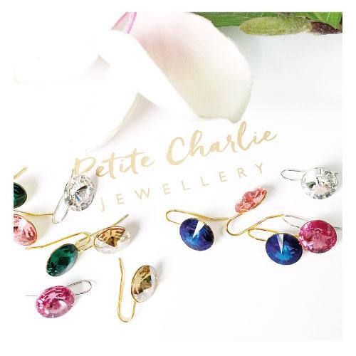 petite charlie jewelry smycken örhängen swarovski 6e354505f0714